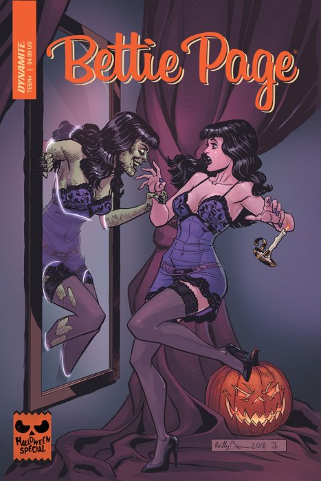 Bettie Page - Halloween Special #1