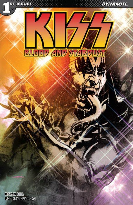 KISS - Blood and Stardust #1