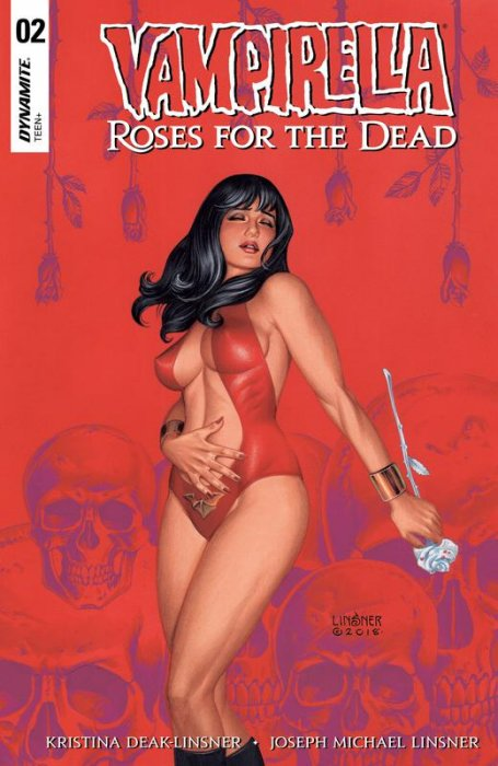 Vampirella - Roses For The Dead #2