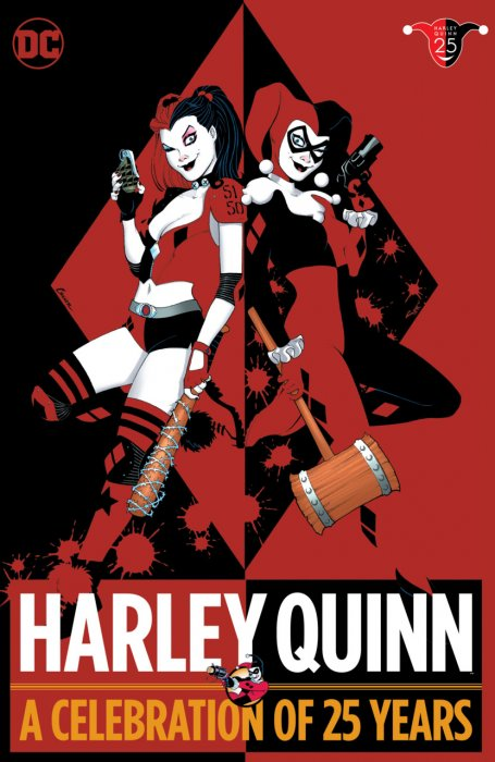 Harley Quinn - A Celebration of 25 Years #1 - HC
