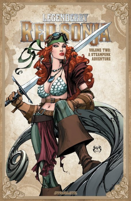 Legenderry Red Sonja Vol.2 - A Steampunk Adventure