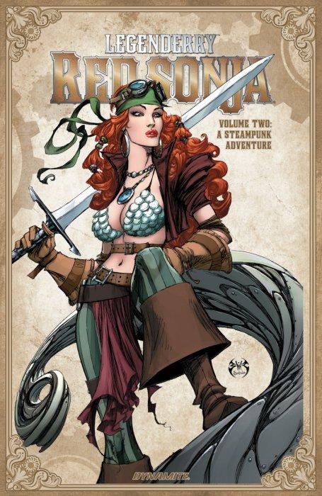 Legenderry Red Sonja Vol.2 - A Steampunk Adventure