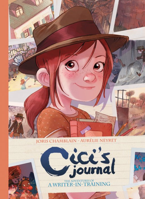 Cici's Journal - The Adventures of a Writer-in-Training #1 - HC