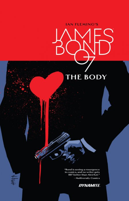 James Bond - The Body #1 - HC
