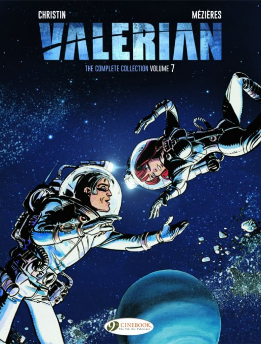 Valerian - The Complete Collection Vol.7