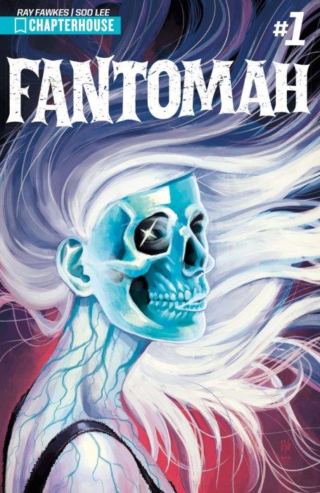 Fantomah #1-4 Complete