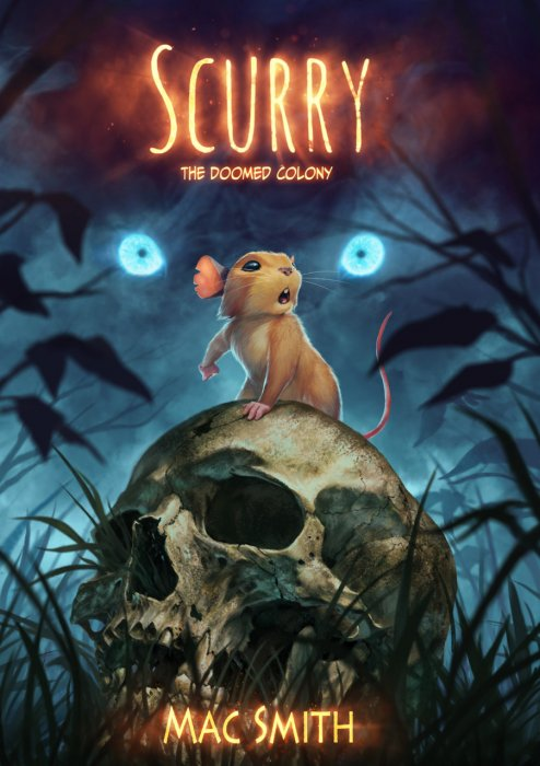 Scurry Vol.1 - The Doomed Colony