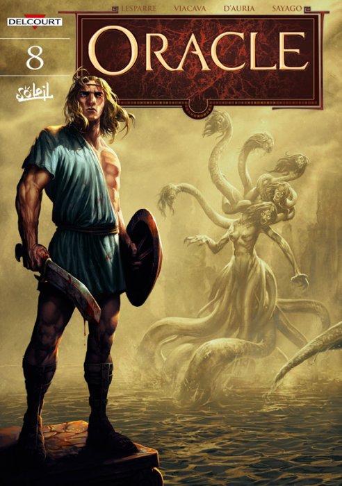 Oracle #8 - The Hero