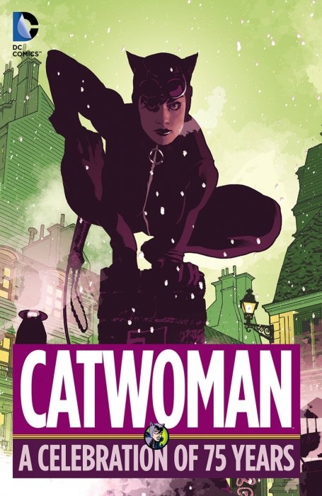 Catwoman - A Celebration of 75 Years #1 - HC