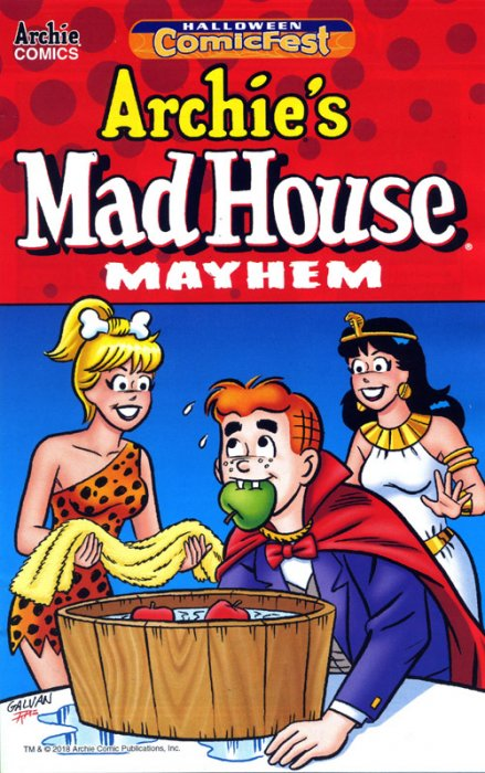 Archie's Madhouse Mayhem - Halloween ComicFest #1