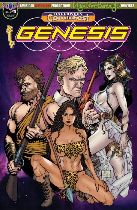 Genesis - Halloween ComicFest #1
