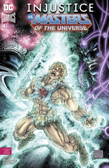 Injustice Vs. Masters of the Universe #4