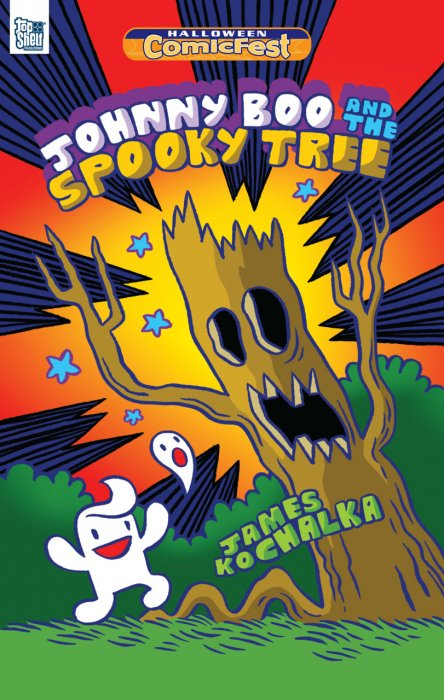 Johnny Boo and the Spooky Tree - Halloween ComicFest #1
