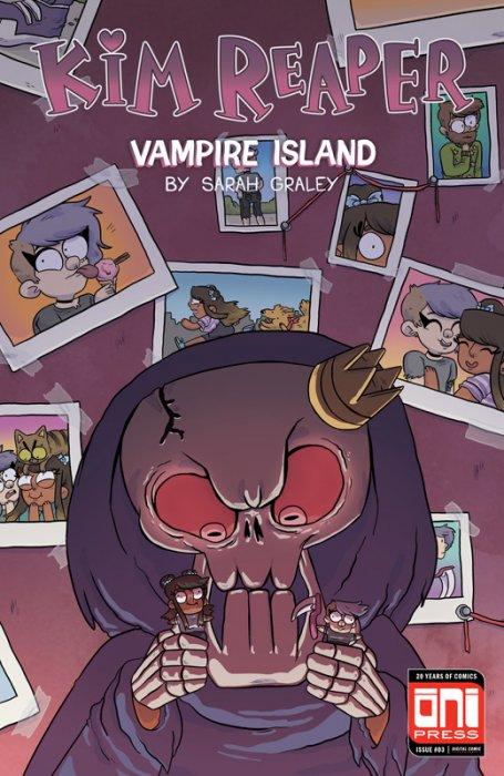 Kim Reaper - Vampire Island #3