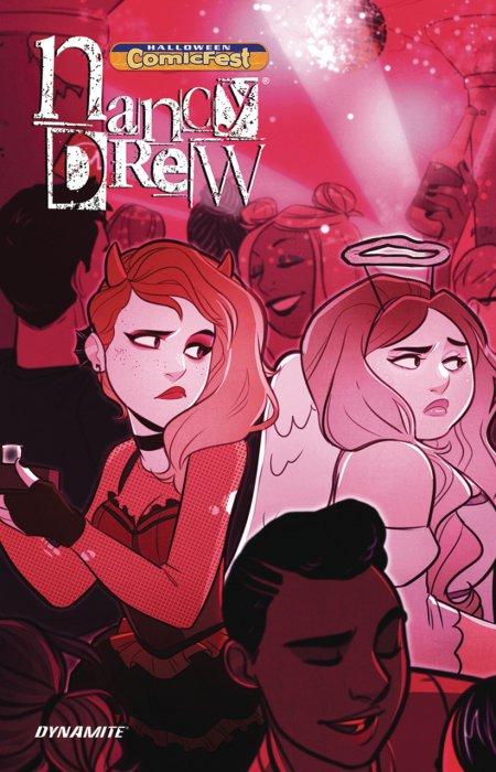 Nancy Drew - Halloween ComicFest #1