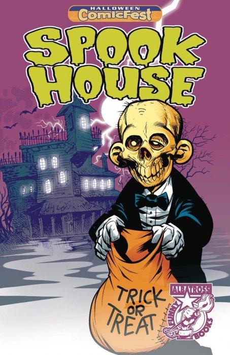Spook-House - Halloween ComicFest #1
