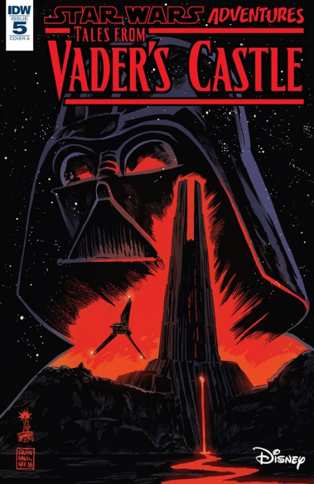 Star Wars Adventures - Tales From Vader's Castle #5