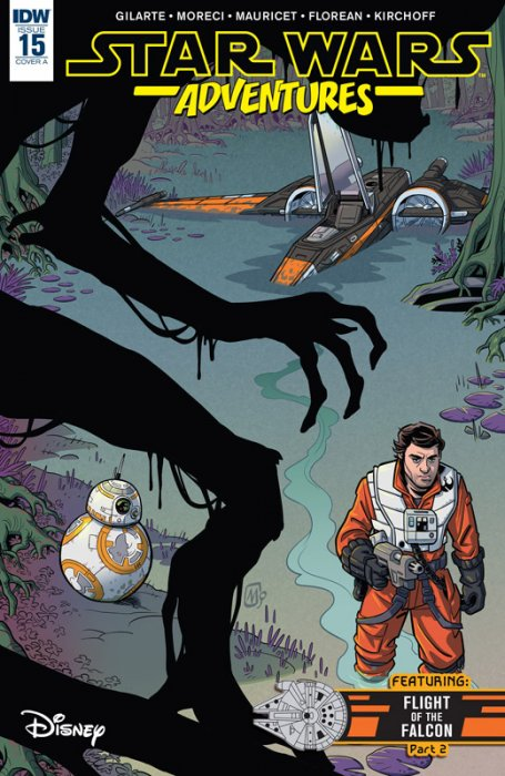 Star Wars Adventures #15