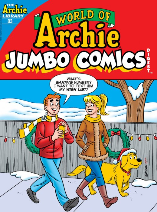 World of Archie Comics Double Digest #83