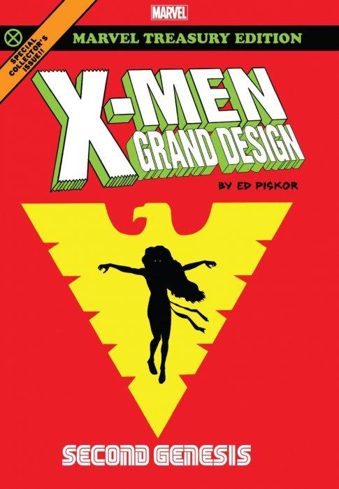 X-Men - Grand Design - Second Genesis #1