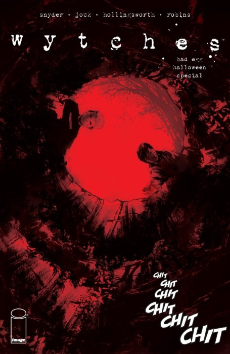 Wytches - Bad Egg Halloween Special #1
