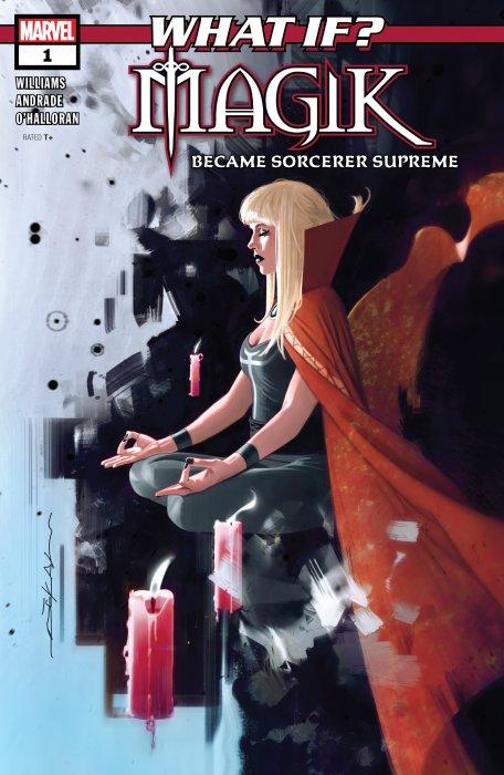 What If? - Magik Became Sorcerer Supreme #1