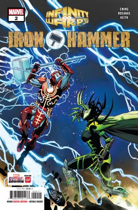Infinity Wars - Iron Hammer #2