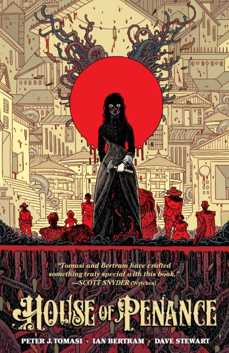 House of Penance #1 - TPB