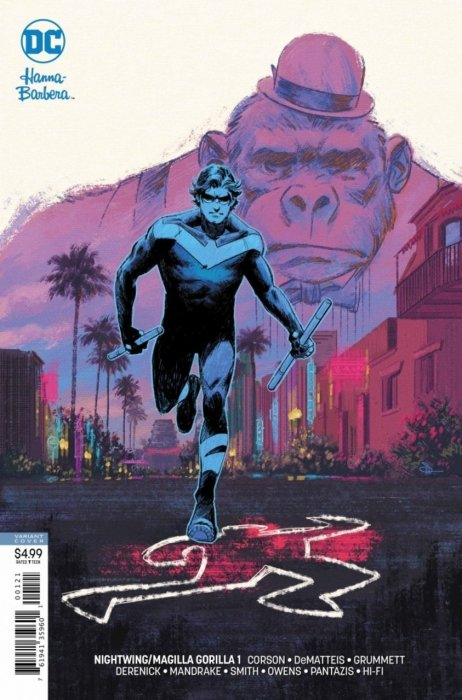 Nightwing - Magilla Gorilla Special #1