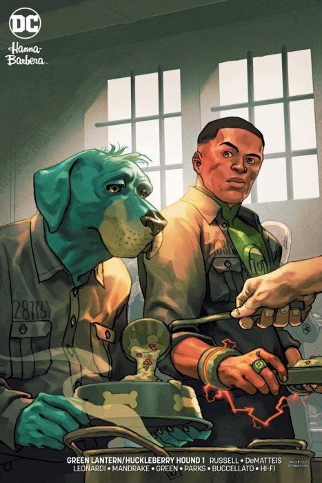 Green Lantern - Huckleberry Hound Special #1