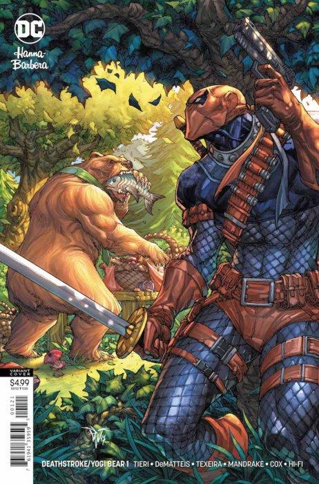 Deathstroke - Yogi Bear Special #1