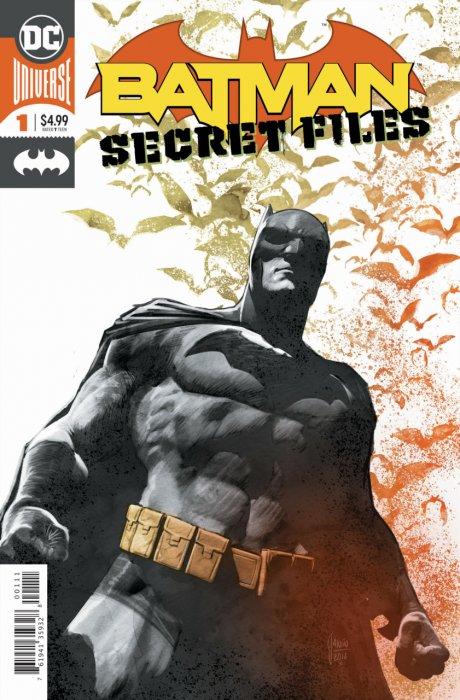 Batman - Secret Files #1