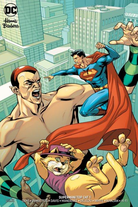 Superman - Top Cat Special #1