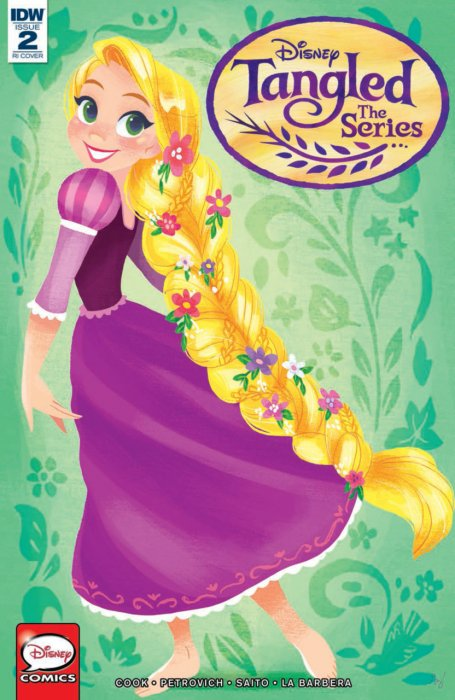 Tangled - The Series - Hair-Raising Adventures #2