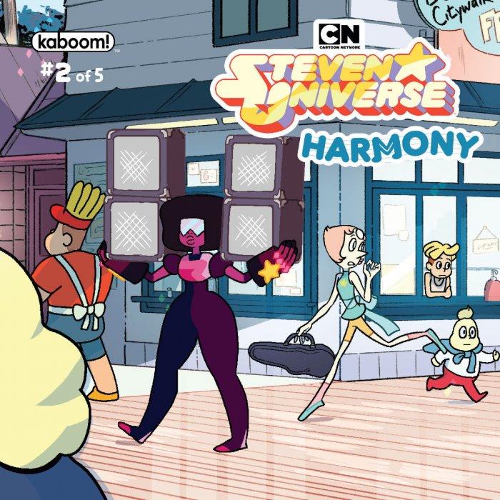 Steven Universe - Harmony #2