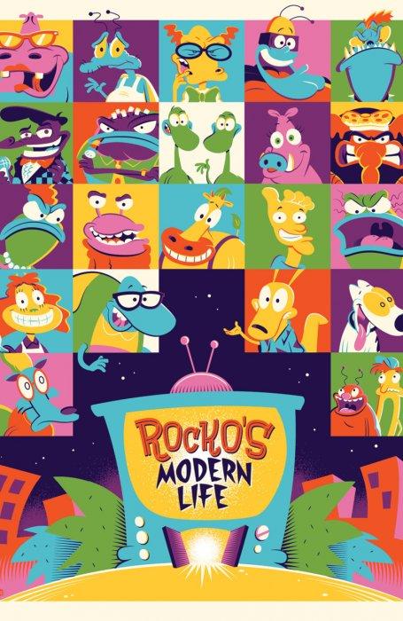 Rocko's Modern Life #8