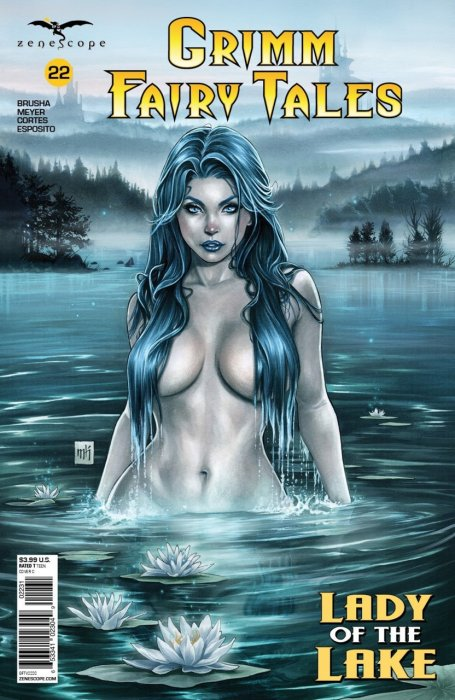 Grimm Fairy Tales Vol.2 #22