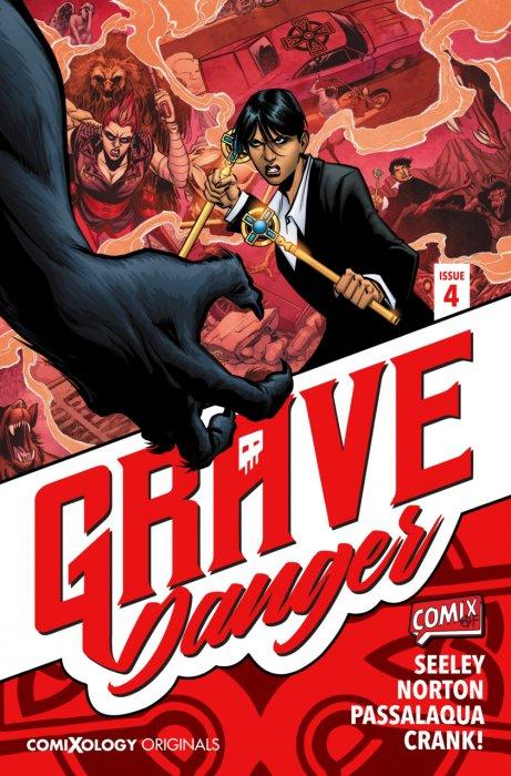 Grave Danger #4