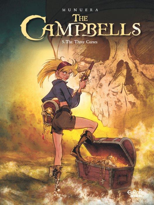 The Campbells #5 - The Three Curses