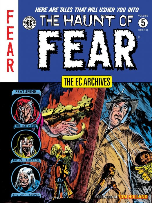 The EC Archives - The Haunt of Fear Vol.5