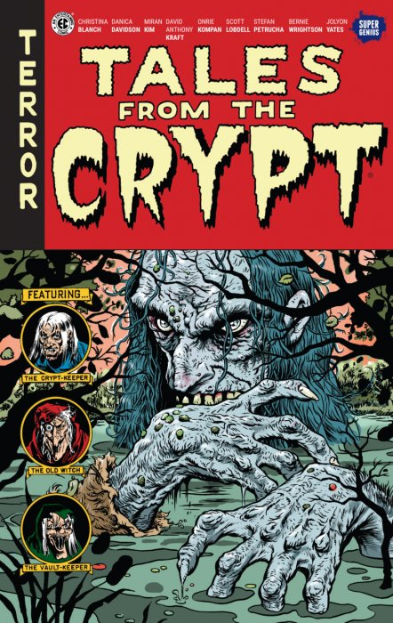 Tales From The Crypt Vol.1 - The Stalking Dead