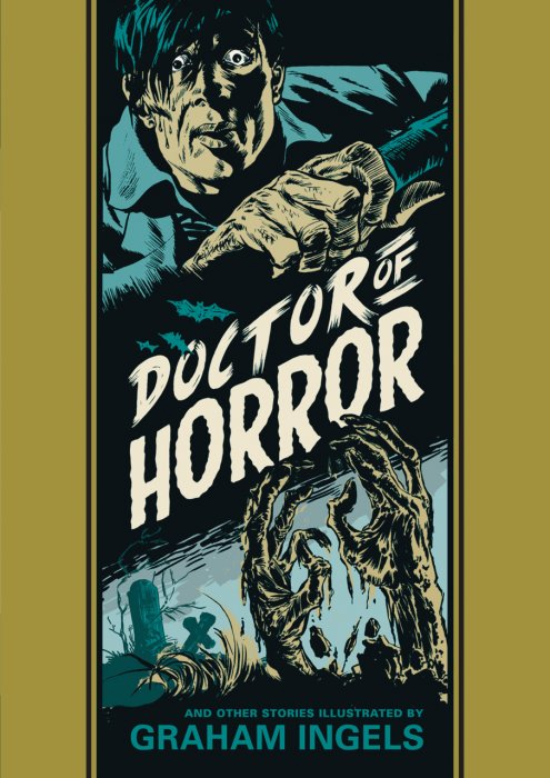 Doctor of Horror and Other Stories #1