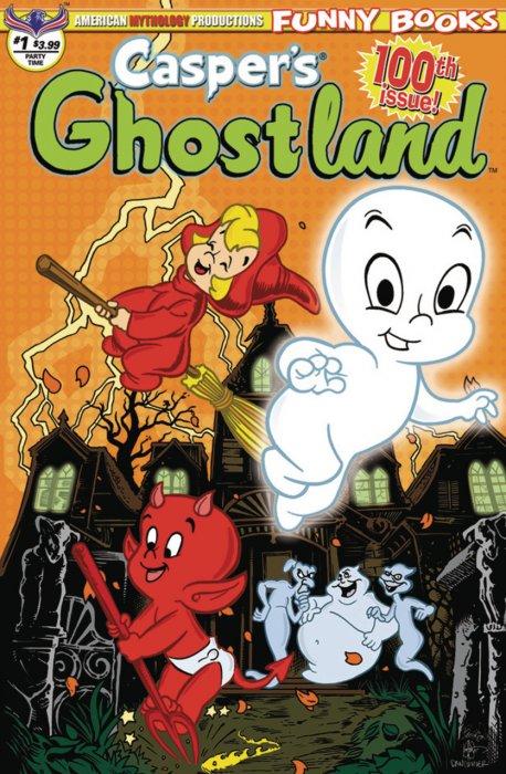 Casper's Ghostland 100 #1