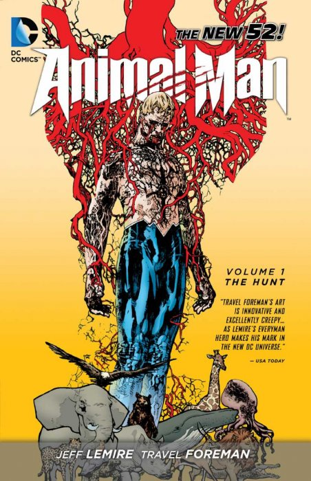 Animal Man Vol.1-5 Complete