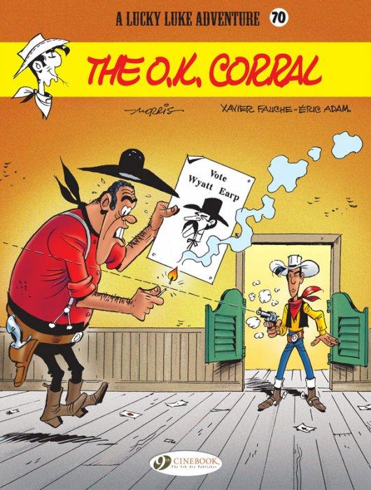 Lucky Luke #70 - The O.K. Corral