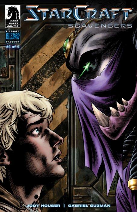 StarCraft - Scavengers #4