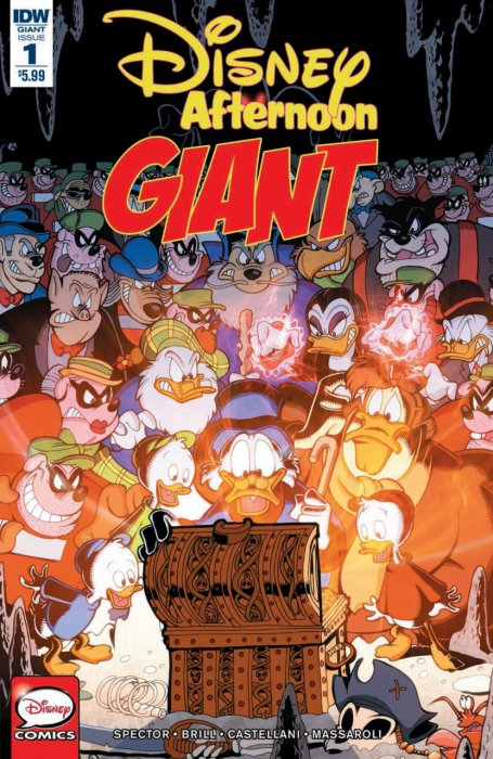 Disney Afternoon Giant #1