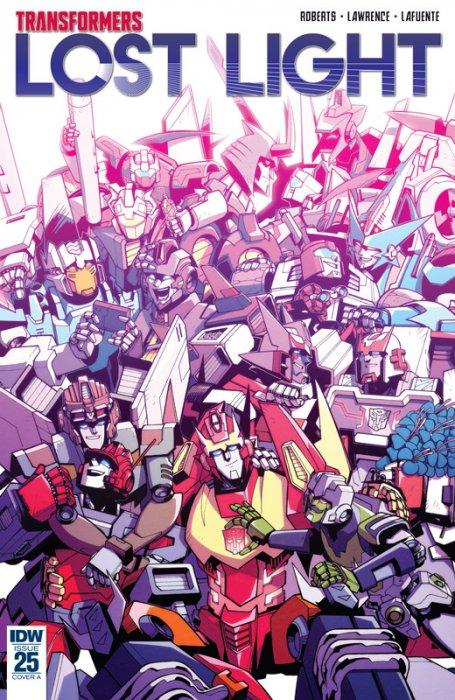Transformers - Lost Light #25