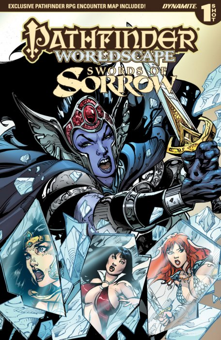 Pathfinder - Worldscape - Swords of Sorrow #1