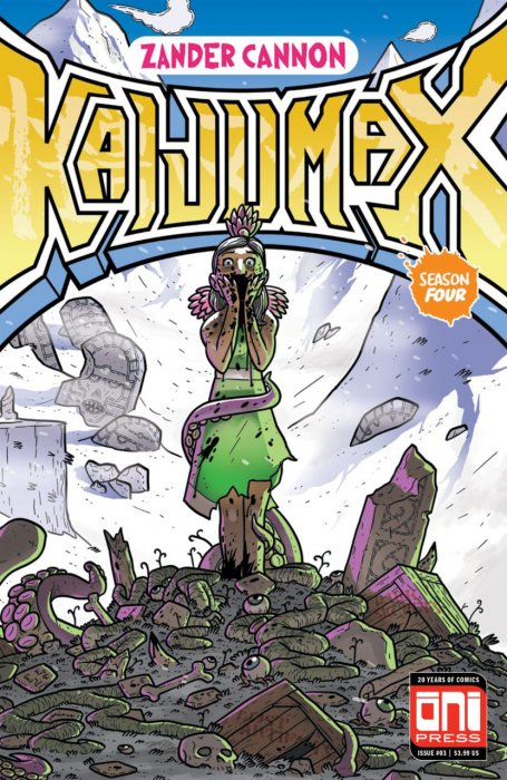 Kaijumax - Season Four #3
